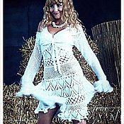 """Одежда ручной работы. Ярмарка Мастеров - ручная работа Летний костюм """"Белоснежка"""". Handmade."""