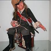 Куклы и игрушки ручной работы. Ярмарка Мастеров - ручная работа Пират.. Handmade.