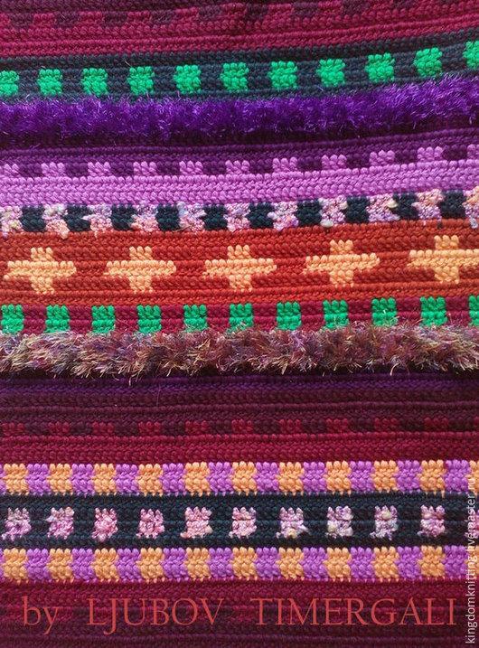 Текстиль, ковры ручной работы. Ярмарка Мастеров - ручная работа. Купить Ковер – гобелен «Марракешские сладости». Handmade. Разноцветный