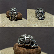 Материалы для творчества handmade. Livemaster - original item Necromant charm. Handmade.