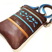 Сумки и аксессуары handmade. Livemaster - original item Handbag, genuine leather,