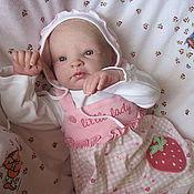 Куклы и игрушки ручной работы. Ярмарка Мастеров - ручная работа Реборн Нина. Handmade.