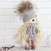 Куклы и пупсы ручной работы. Ярмарка Мастеров - ручная работа Куклы и пупсы: Текстильная кукла Маруся.. Handmade.
