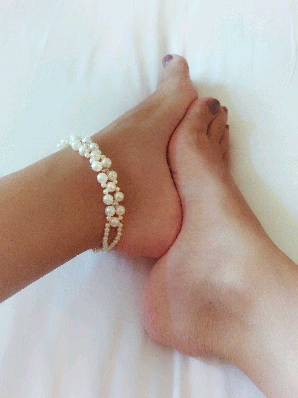 Браслет на ногу Вероника, Украшения на ногу, Калининград, Фото №1
