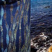 Одежда ручной работы. Ярмарка Мастеров - ручная работа Свитер Морской прибой. Handmade.