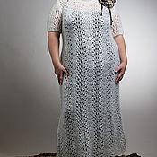 """Одежда ручной работы. Ярмарка Мастеров - ручная работа Платье """"Для Восхитительно Красивых женщин"""" (62 размер; рост-180 см). Handmade."""