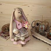 Куклы и игрушки ручной работы. Ярмарка Мастеров - ручная работа Зайчиха Тринити. Handmade.