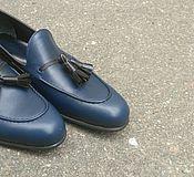Обувь ручной работы. Ярмарка Мастеров - ручная работа Мужские Лофери. Handmade.