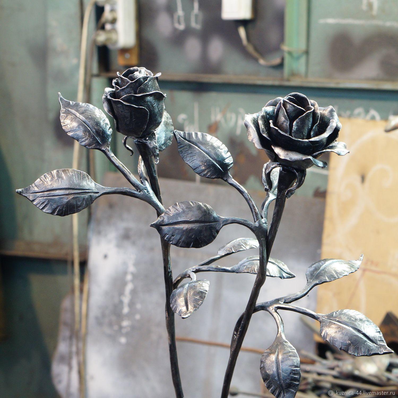 кованые розы фото смотреть часть позитивных