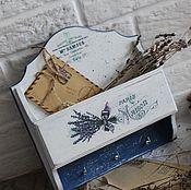 """Для дома и интерьера ручной работы. Ярмарка Мастеров - ручная работа Ключница """"Paris MAISON"""". Handmade."""