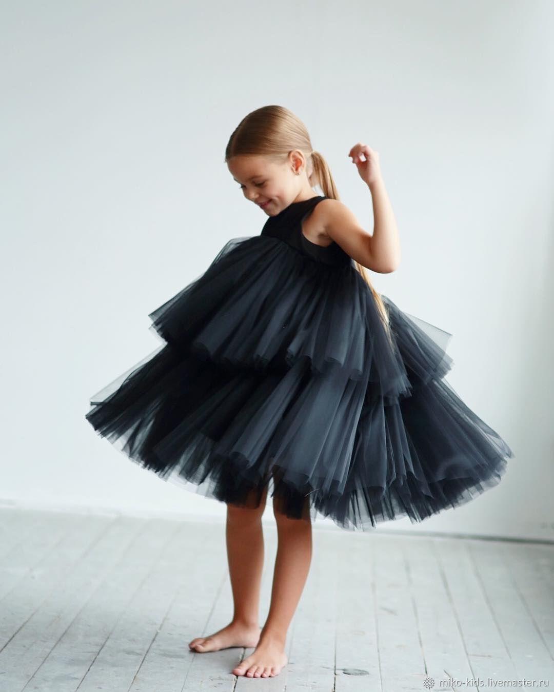 Волшебное двух ярусное платье из фатина, Платье, Екатеринбург,  Фото №1