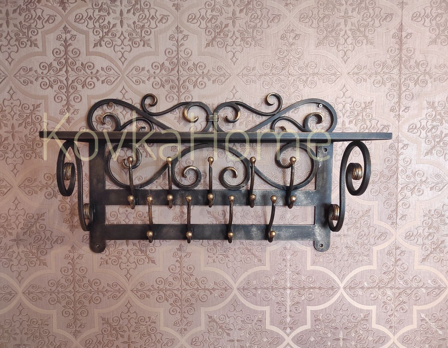 Forged hanger ' Baron', Hanger, Moscow,  Фото №1