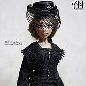 Куклы и игрушки handmade. Livemaster - original item Anna (12.5 cm). Handmade.