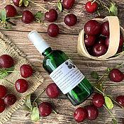 Косметика ручной работы handmade. Livemaster - original item Natural hydrolate Cherry (berries). Handmade.