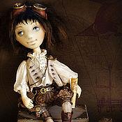 Куклы и игрушки ручной работы. Ярмарка Мастеров - ручная работа SteamBoy. Handmade.