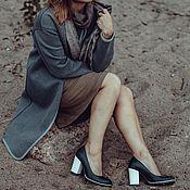 Обувь ручной работы. Ярмарка Мастеров - ручная работа Туфли Alisa. Handmade.