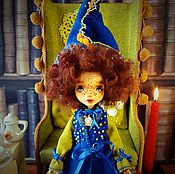 Куклы и игрушки handmade. Livemaster - original item ooak. lusha. Jointed doll copyright. Handmade.