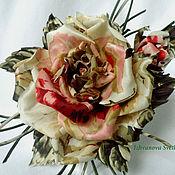 """Цветы и флористика ручной работы. Ярмарка Мастеров - ручная работа Роза """"3 D"""". Handmade."""
