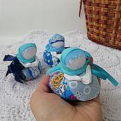 Куклы и игрушки handmade. Livemaster - original item Blagopoluchnye sacred doll. Handmade.