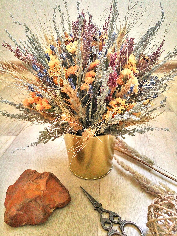 Картинки с сушеными цветами