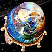 Украшения handmade. Livemaster - original item Ring Sea carnival. Handmade.