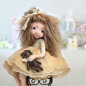 Куклы и игрушки ручной работы. Ярмарка Мастеров - ручная работа Мишкина радость. Handmade.