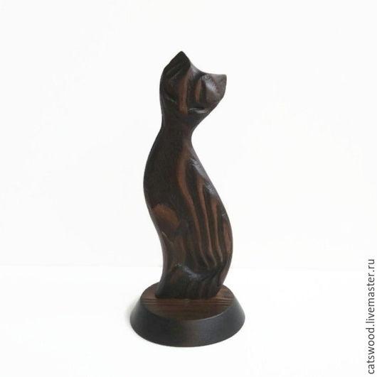 статуэтка `Котёнок`