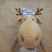 Куклы и игрушки ручной работы. Ярмарка Мастеров - ручная работа Одрик. Handmade.