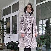 Одежда handmade. Livemaster - original item Yeletsky Jacket. Handmade.
