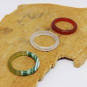 Украшения handmade. Livemaster - original item 17.25 a Set of rings (no. №6). Handmade.