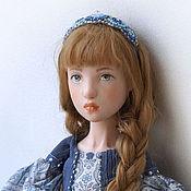 Куклы и игрушки ручной работы. Ярмарка Мастеров - ручная работа Венди - Wendy фарфоровая кукла - болтушка. Handmade.