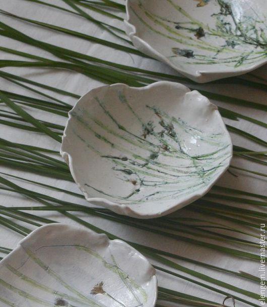 """Салатники ручной работы. Ярмарка Мастеров - ручная работа. Купить Керамический салатник. """" Времена года. Лето...."""". Handmade."""