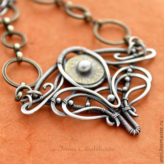 necklace 'Geisha', Necklace, Tallinn,  Фото №1
