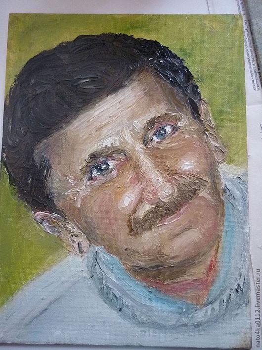 Люди, ручной работы. Ярмарка Мастеров - ручная работа. Купить портрет. Handmade. Портрет на заказ, портрет по фотографии, портрет в подарок