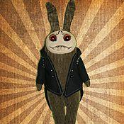Куклы и игрушки ручной работы. Ярмарка Мастеров - ручная работа Кролик из фильмаThe Maker (Создатель). Handmade.