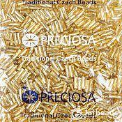17020twisted стеклярус PRECIOSA (50гр)