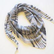 Scarves handmade. Livemaster - original item Klondike Bacchus from kid-mohair. Handmade.