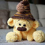 Куклы и игрушки handmade. Livemaster - original item Bear Timoshka. Handmade.