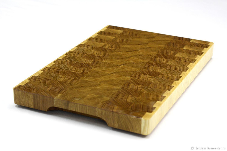 End cutting Board №80, Cutting Boards, Orekhovo-Zuyevo,  Фото №1