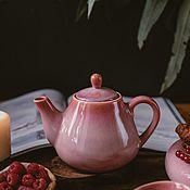 Посуда handmade. Livemaster - original item Kettles: kettle 600 ml. Handmade.