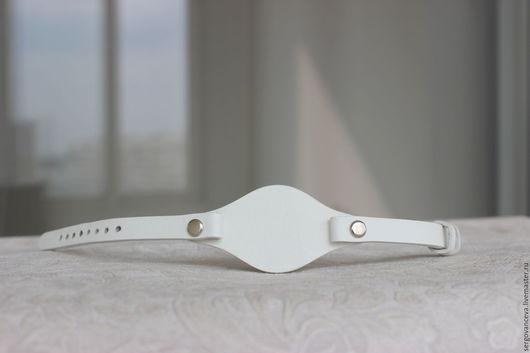"""Часы ручной работы. Ярмарка Мастеров - ручная работа. Купить Ремешок на ваши часы Fossil """"Белый"""". Handmade. Белый"""