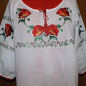 Одежда handmade. Livemaster - original item Women`s embroidery