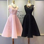 Одежда ручной работы. Ярмарка Мастеров - ручная работа Платье классика в стиле Dior. Handmade.