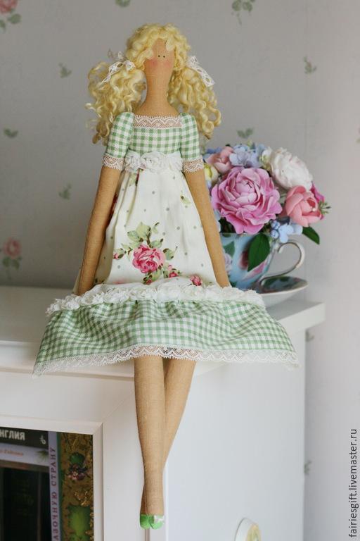 Тильда Люсиль, Куклы Тильда, Москва,  Фото №1