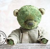 Куклы и игрушки ручной работы. Ярмарка Мастеров - ручная работа Авторский мишка тедди Бэрни. Handmade.