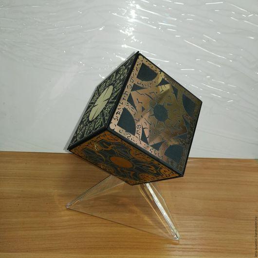 Настольные игры ручной работы. Ярмарка Мастеров - ручная работа. Купить шкатулка Лемаршана. Handmade. Комбинированный, лемаршана, духи, сувенир