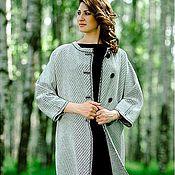 Одежда ручной работы. Ярмарка Мастеров - ручная работа Пальто из легкого драпа. Handmade.