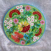 Для дома и интерьера ручной работы. Ярмарка Мастеров - ручная работа Украинская роспись. Handmade.