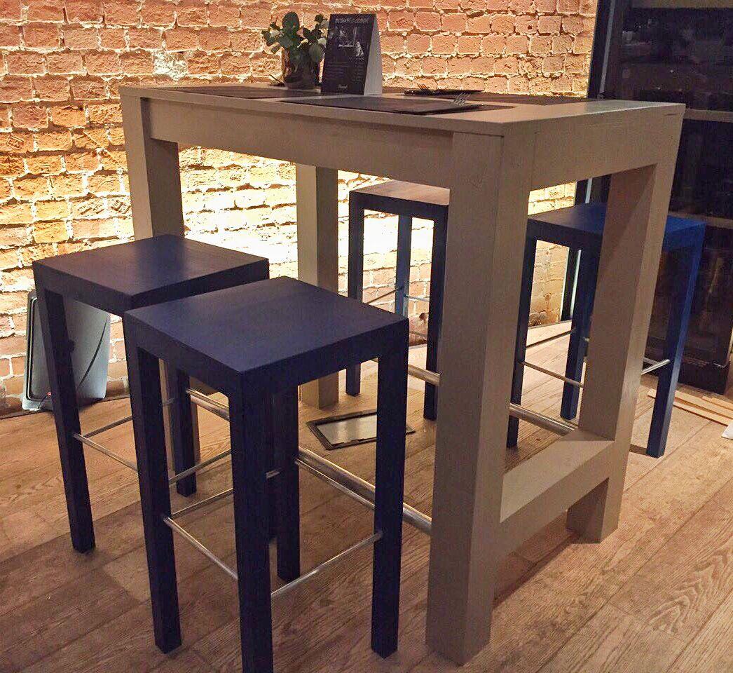 Как сделать стол бар 472