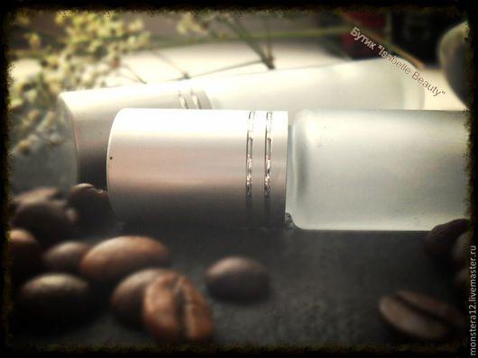 """Крем, гель, сыворотка ручной работы. Ярмарка Мастеров - ручная работа. Купить """"Кофе и Ментол"""" - ухаживающий ролик для кожи вокруг глаз. Handmade."""